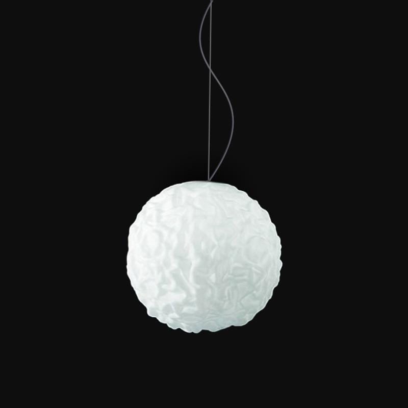 Emisfero by Icone – 13″ x 59 1/16″ Suspension, Pendant offers quality European interior lighting design | Zaneen Design