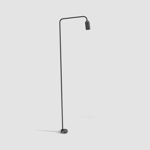 Flamingo by Platek – 2 3/16″ x 59 1/16″ Post, Bollard offers high performance and quality material | Zaneen Exterior