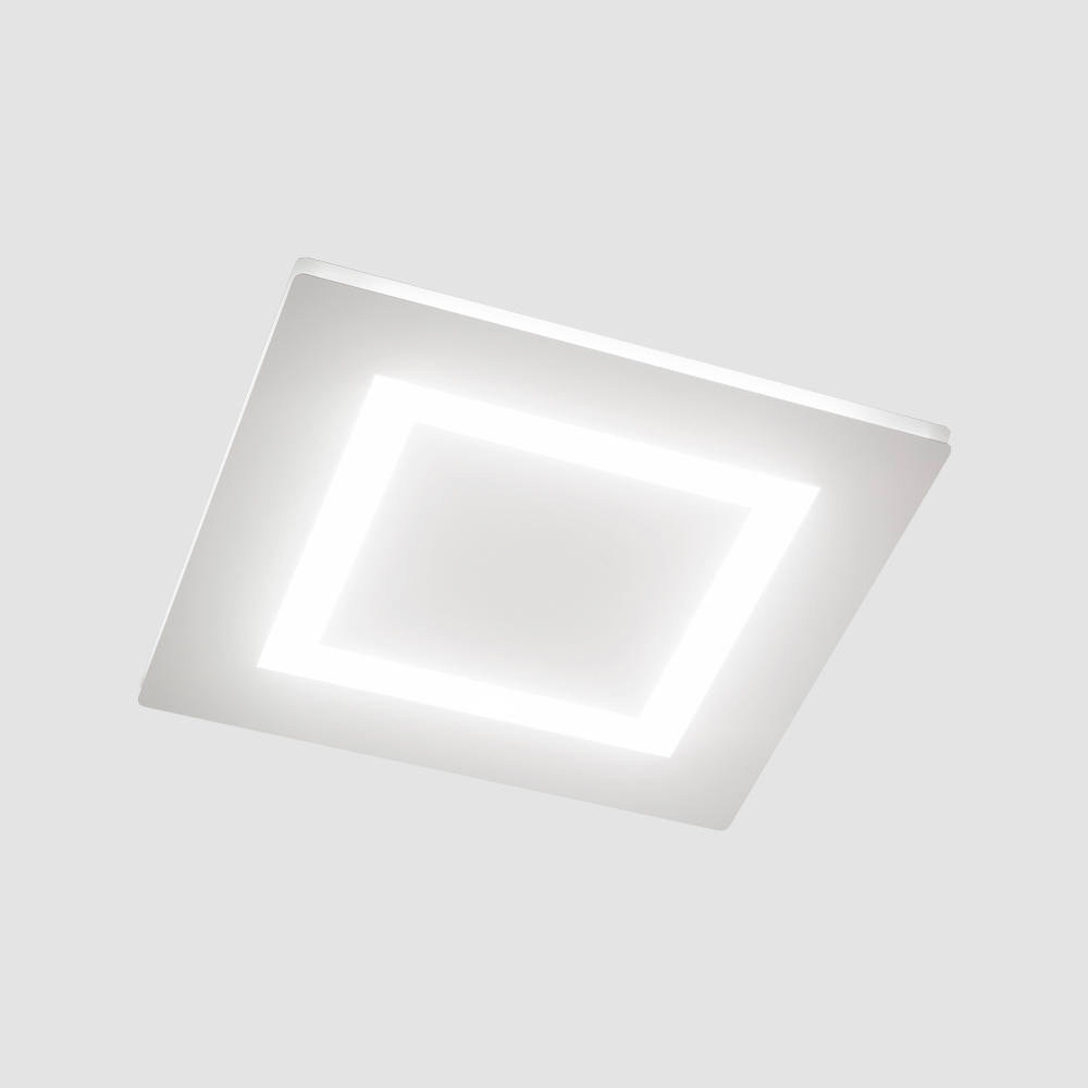 Flat by Panzeri – 20 1/16″ x 1 3/4″ Surface, Ambient offers quality European interior lighting design   Zaneen Design