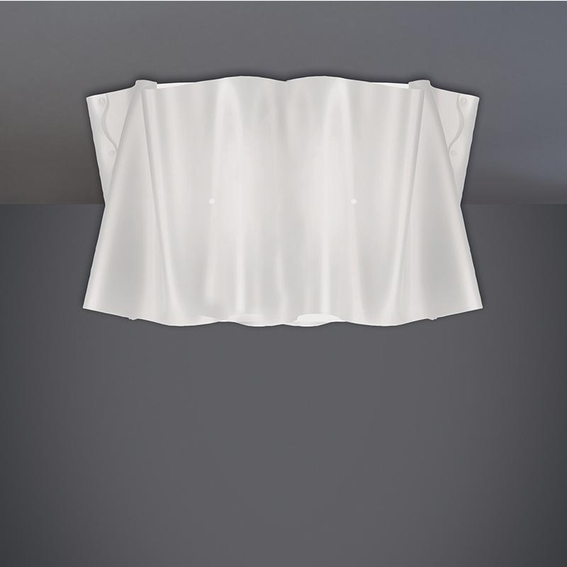 Folio by Linea Zero – 19 11/16″ x 10 5/8″ Surface, Ambient offers quality European interior lighting design | Zaneen Design