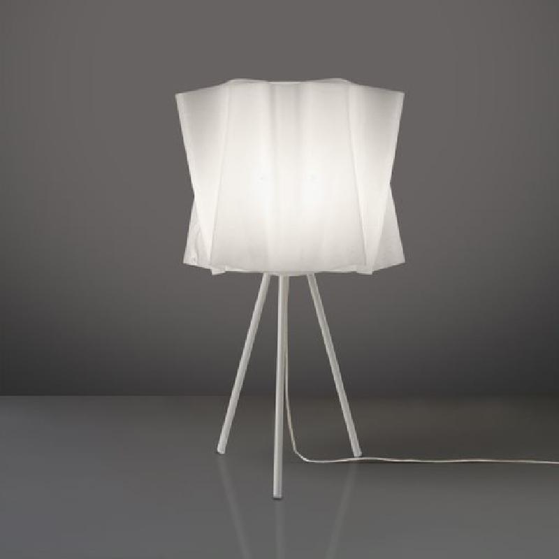 Folio by Linea Zero – 15 3/4″ x 25  9/16″ Portable, Ambient offers quality European interior lighting design | Zaneen Design