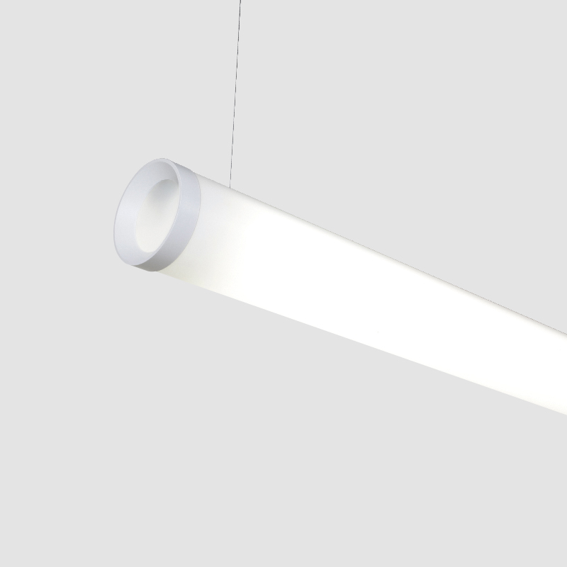 Ghost by Prolicht – 36 15/16″ x 4 1/2″ Suspension, Profile offers LED lighting solutions | Zaneen Architectural