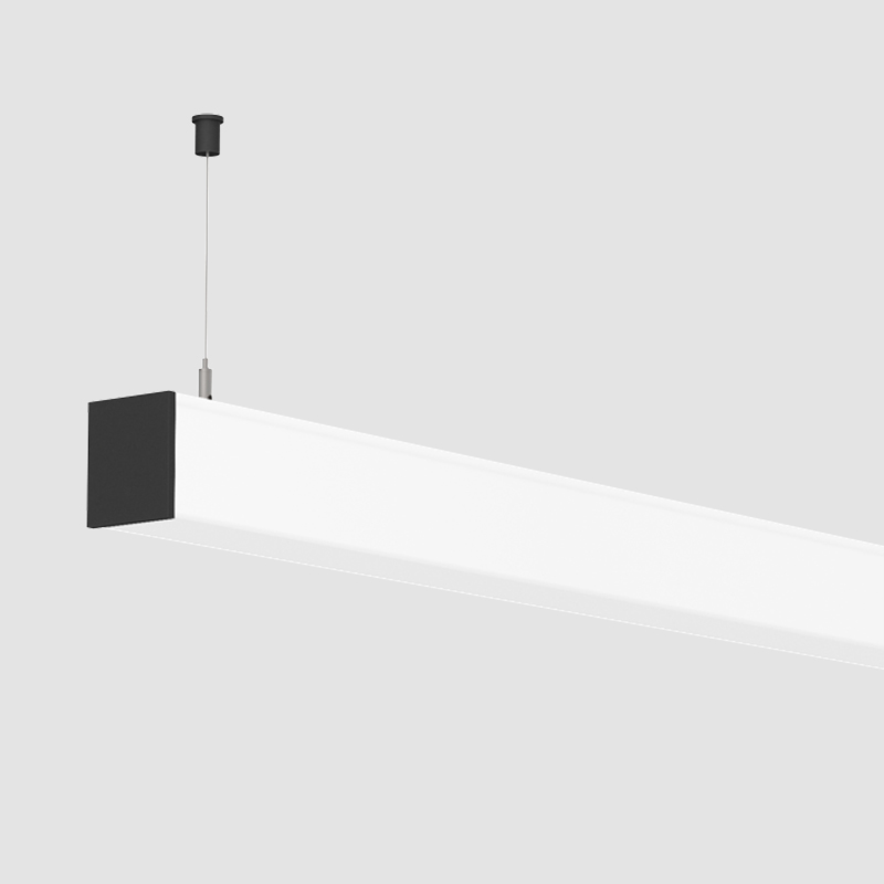 Ghost by Prolicht – 35 7/16″ x 3″ Suspension, Profile offers LED lighting solutions | Zaneen Architectural