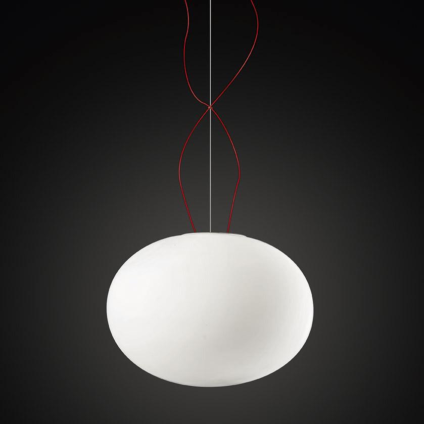 Gilbert by Panzeri – 17 11/16″ x 13″ Suspension, Pendant offers quality European interior lighting design | Zaneen Design