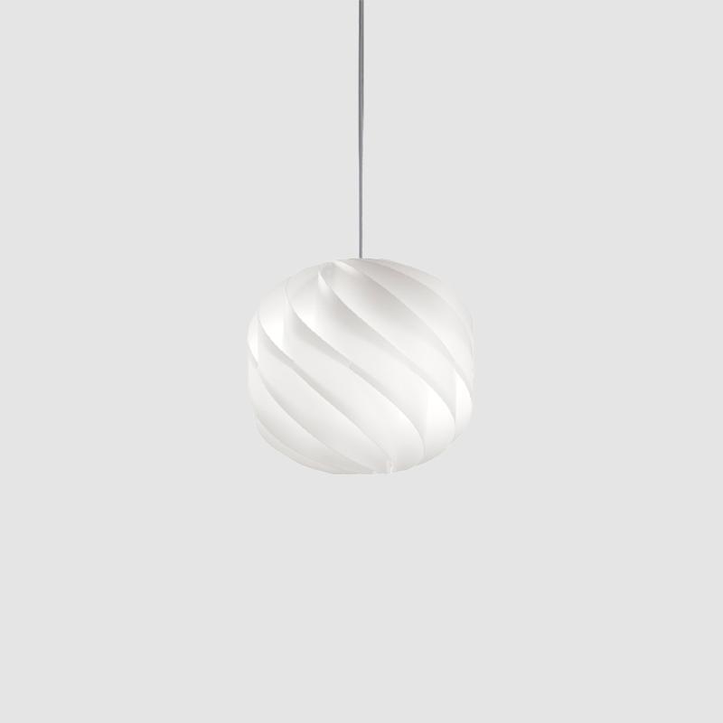 Globe by Linea Zero – 9 13/16″ x 9  1/16″ Suspension, Pendant offers quality European interior lighting design | Zaneen Design