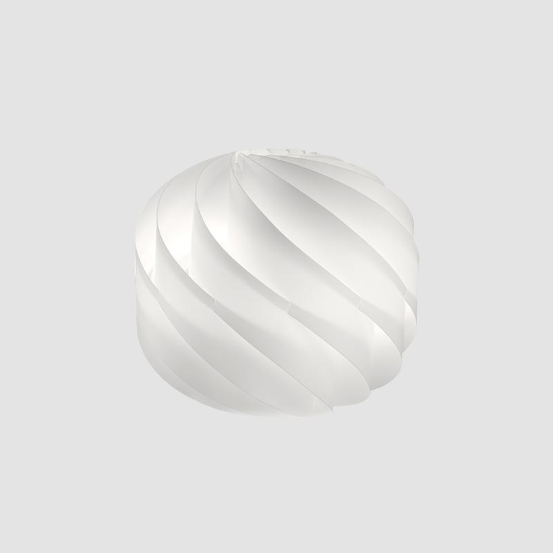 Globe by Linea Zero – 15 3/4″ x 14 15/16″ Portable, Table offers quality European interior lighting design | Zaneen Design