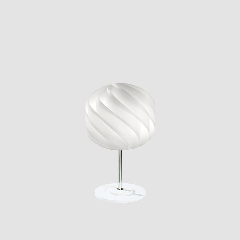 Globe by Linea Zero – 9 13/16″ x 17  5/16″ Portable, Table offers quality European interior lighting design | Zaneen Design