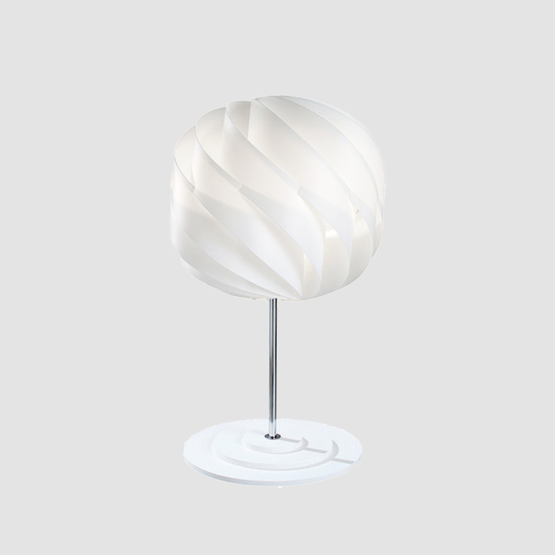 Globe by Linea Zero – 13 3/4″ x 22  7/16″ Portable, Table offers quality European interior lighting design | Zaneen Design