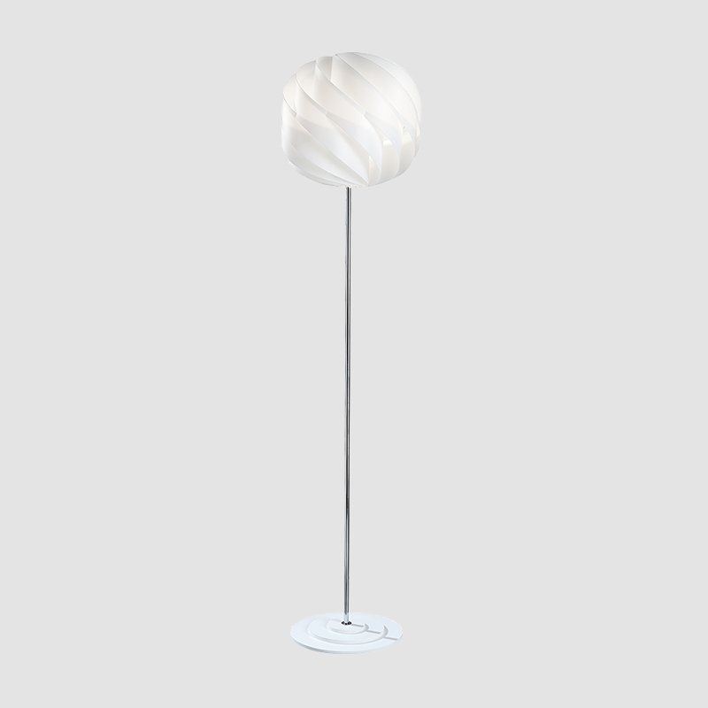 Globe by Linea Zero – 15 3/4″ x 66 15/16″ Portable, Floor offers quality European interior lighting design | Zaneen Design
