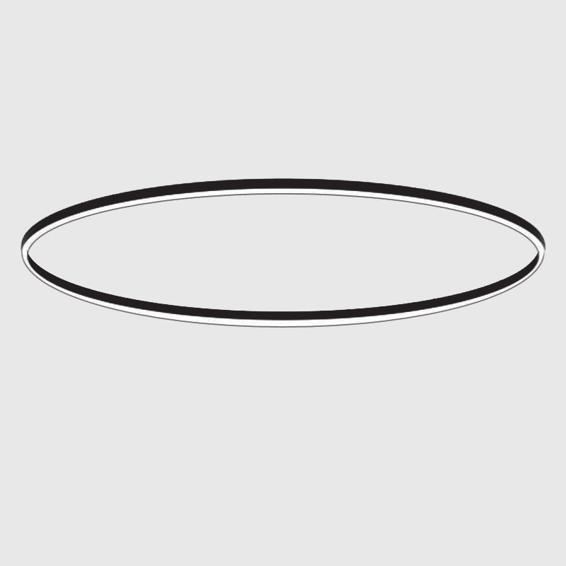 Glorious by Prolicht – 204 3/4″ x 3 9/16″ Surface, Ambient offers LED lighting solutions | Zaneen Architectural
