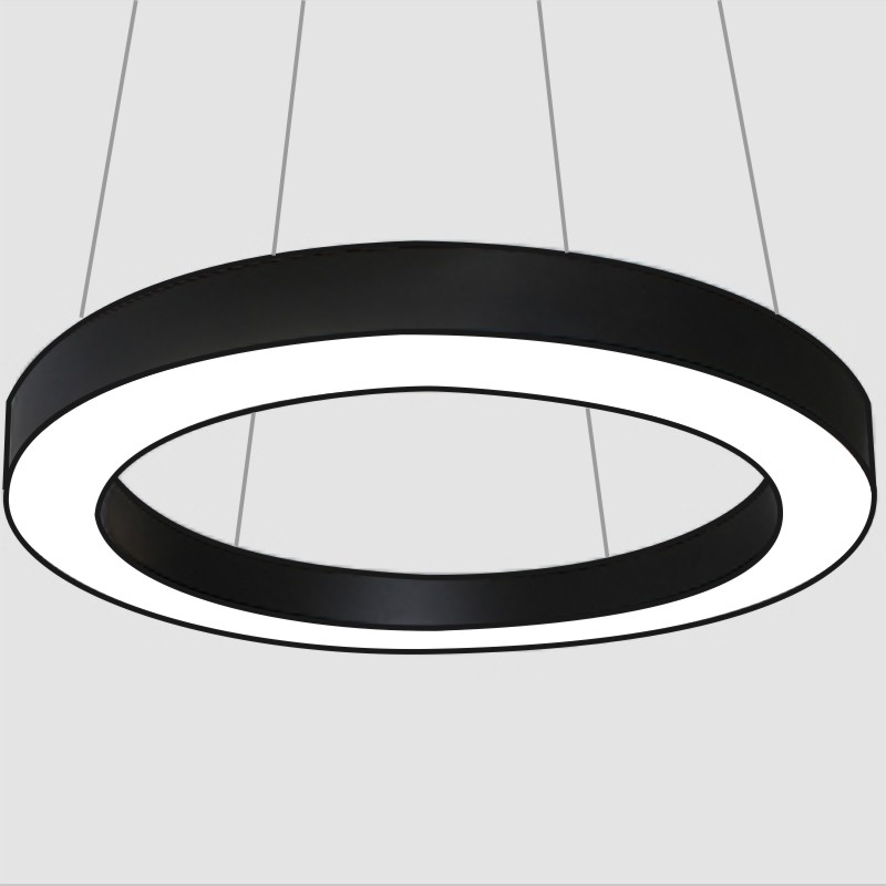 Glorious by Prolicht – 37 3/8″ x 4 3/4″ Suspension, Ambient offers LED lighting solutions | Zaneen Architectural