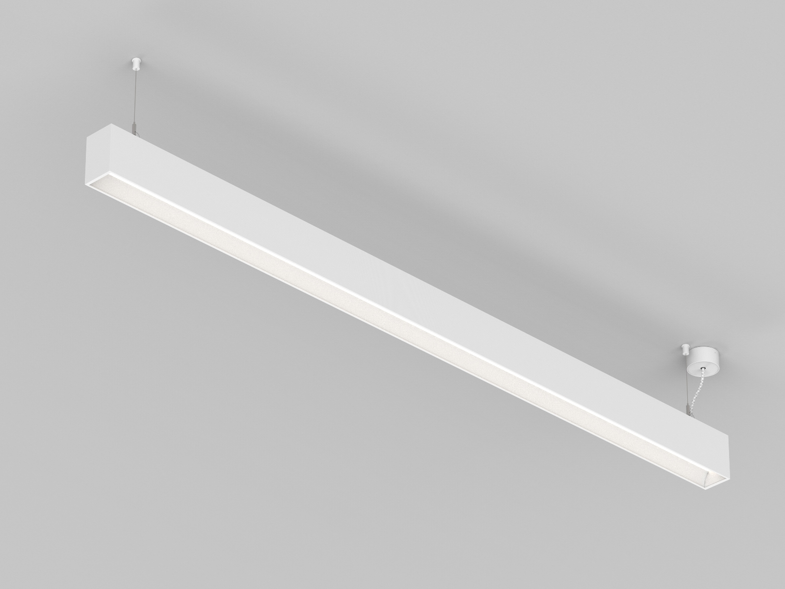 Groove by Prolicht – Custom length″ Suspension, Profile offers LED lighting solutions | Zaneen Architectural