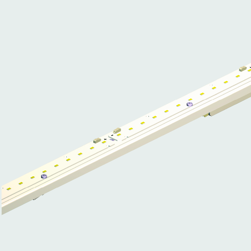Groove by Prolicht – 55 7/8″ x 1 7/16″ , Profile offers LED lighting solutions | Zaneen Architectural