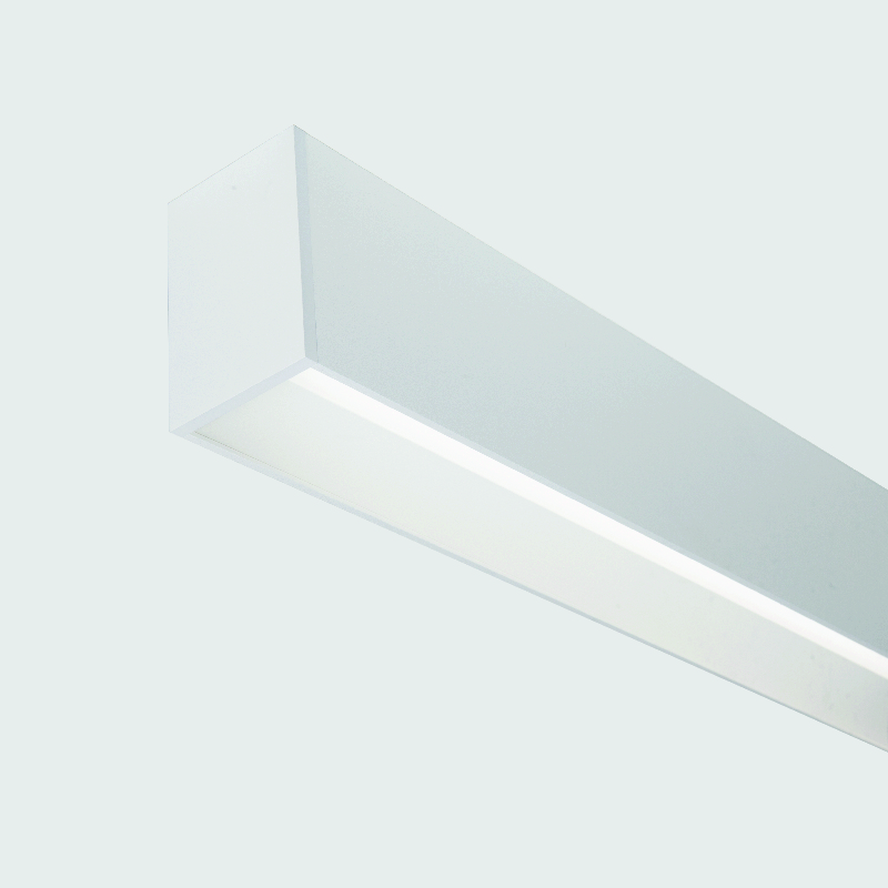 Groove by Prolicht – 79 1/3″ x 4 3/4″ Suspension, Profile offers LED lighting solutions | Zaneen Architectural