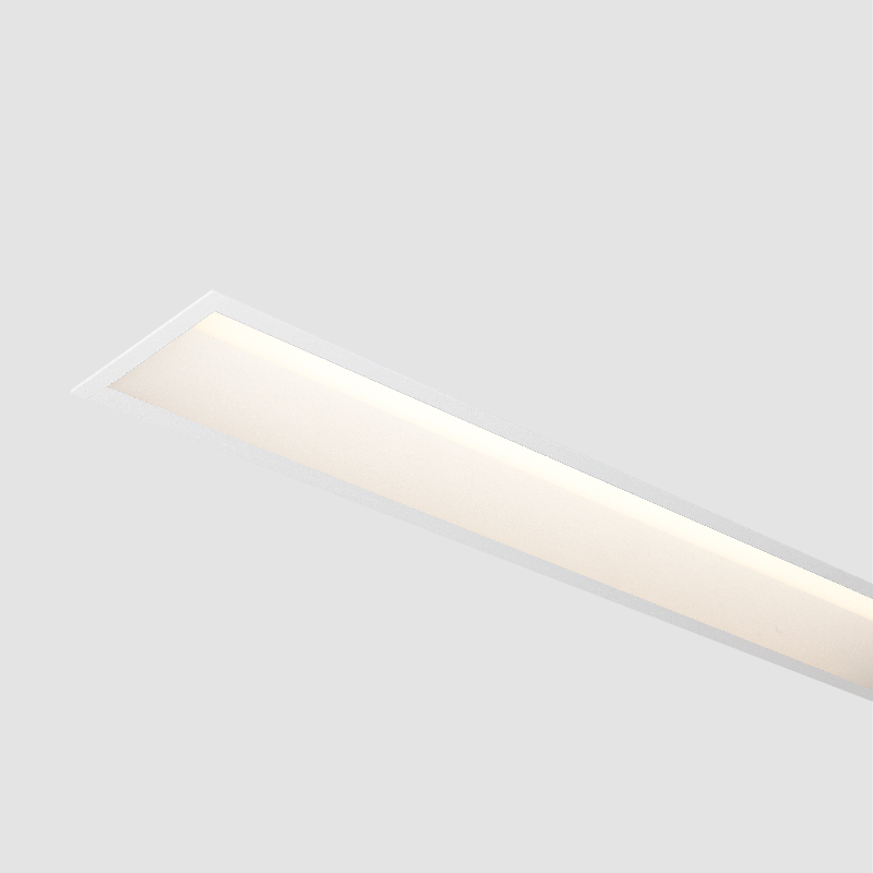 Groove by Prolicht – 46 7/16″ x 4 3/4″ Recessed, Profile offers LED lighting solutions | Zaneen Architectural