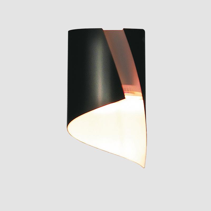 HUE by Knikerboker – 4 3/4″ x 8 1/4″ Surface, Downlight offers quality European interior lighting design   Zaneen Design