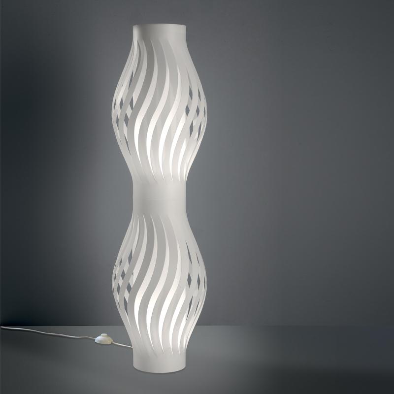 Helios by Linea Zero – 15 3/4″ x 13 3/4″ Portable, Table offers quality European interior lighting design | Zaneen Design