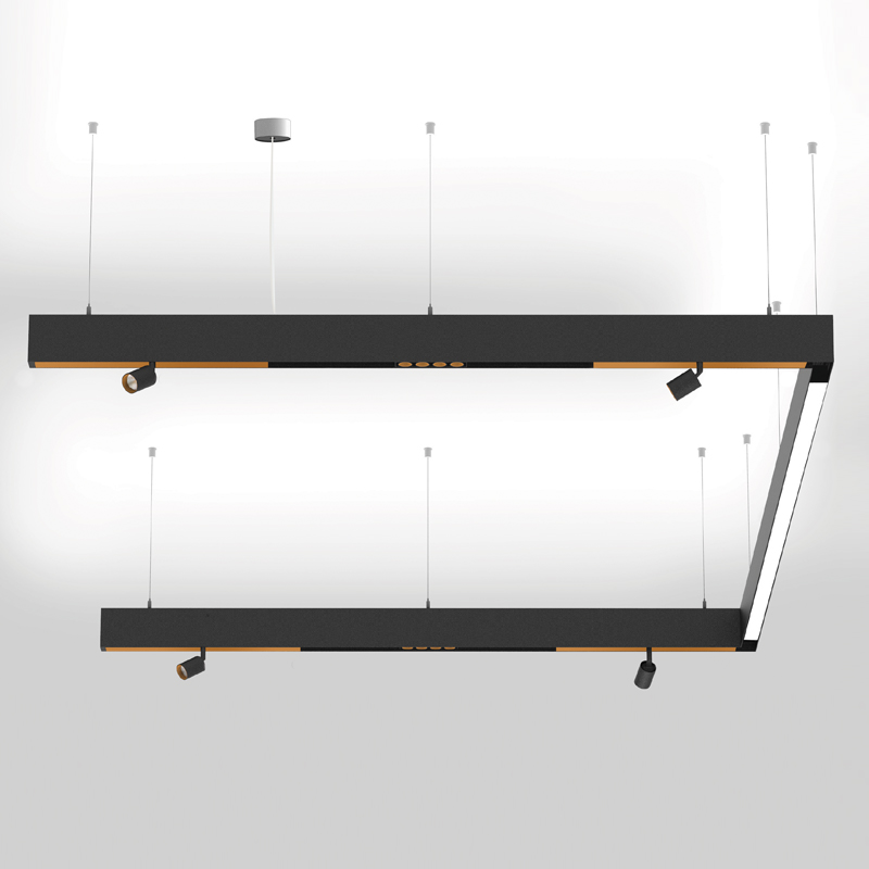 Hypro by Prolicht –  Suspension, Profile offers LED lighting solutions | Zaneen Architectural