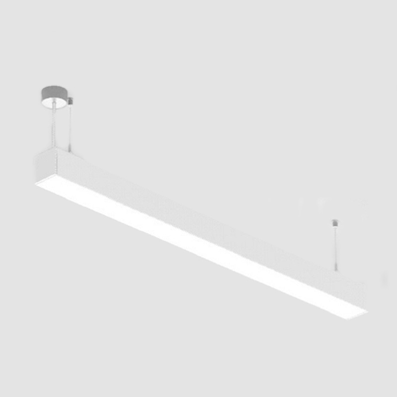 Idaho by Prolicht – 56 11/16″ x 3 9/16″ Suspension, Profile offers LED lighting solutions | Zaneen Architectural