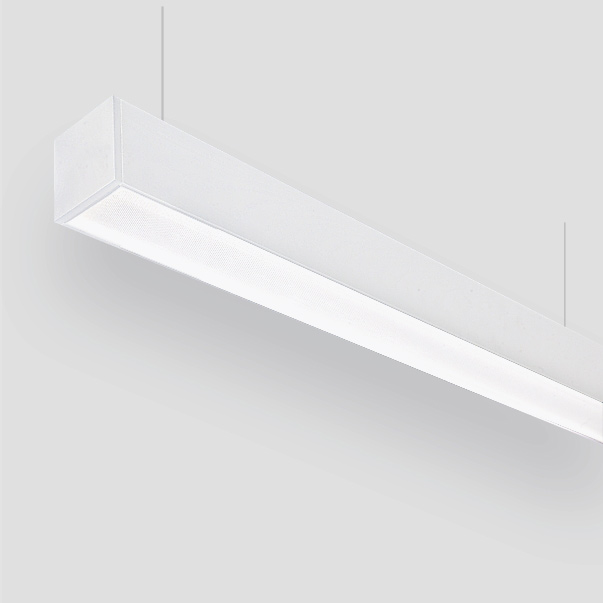 Idaho by Prolicht – 35 1/4″ x 3 9/16″ Suspension, Profile offers LED lighting solutions | Zaneen Architectural