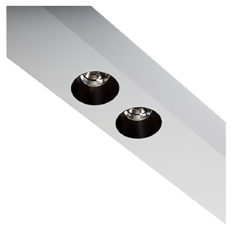 Idaho by Prolicht – 17 11/16″ x 2 11/16″ , Spots offers LED lighting solutions   Zaneen Architectural