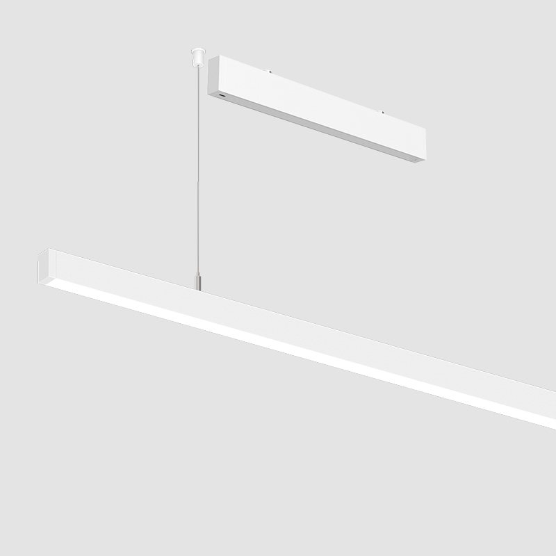 Idaho by Prolicht – 34 7/8″ x 1 3/4″ Suspension, Profile offers LED lighting solutions | Zaneen Architectural