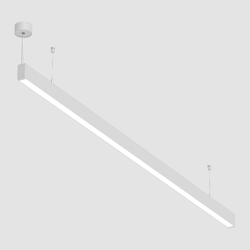 Idaho by Prolicht – 84 5/8″ x 3″ Suspension, Profile offers LED lighting solutions | Zaneen Architectural