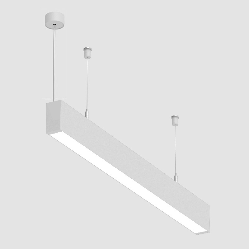 Idaho by Prolicht – 29 1/8″ x 3″ Suspension, Profile offers LED lighting solutions | Zaneen Architectural