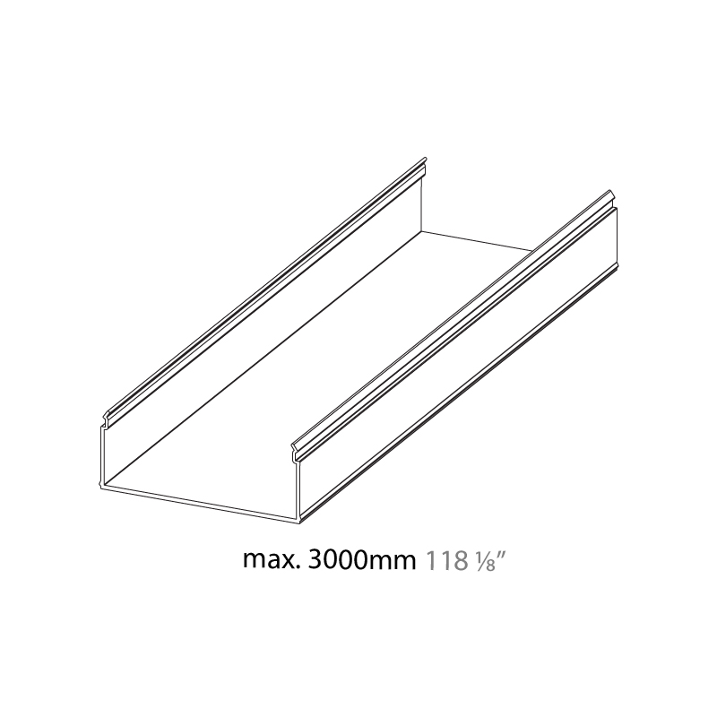 Idaho by Prolicht – 39 3/8″ x 2 1/4″ ,  offers LED lighting solutions | Zaneen Architectural