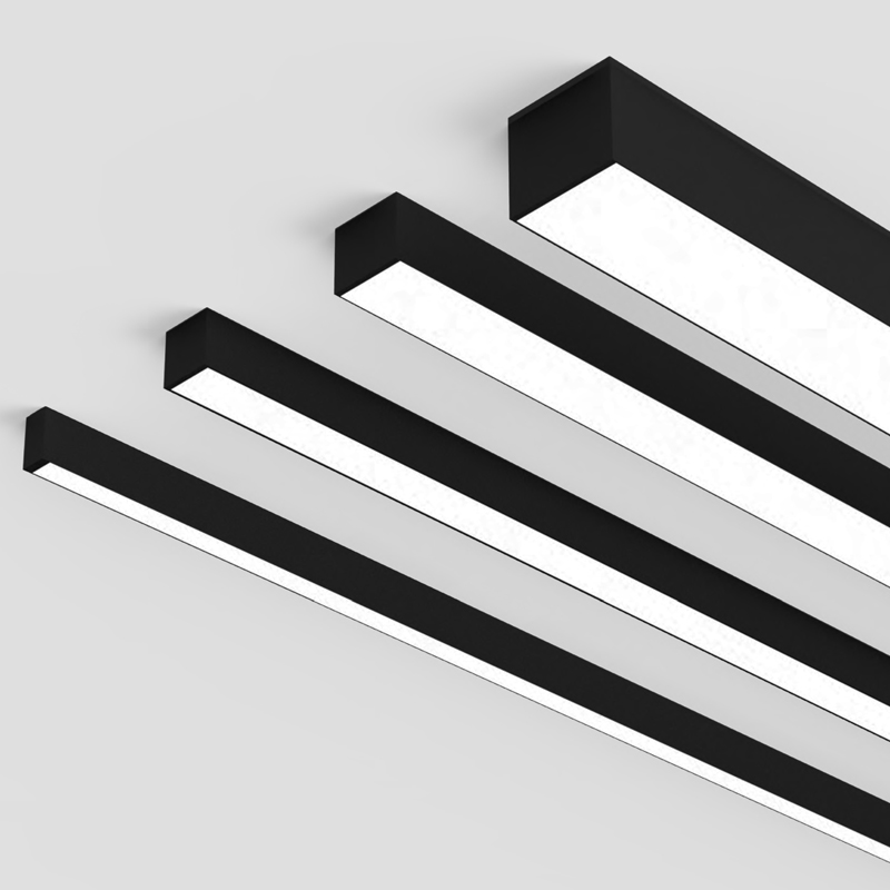 Idaho by Prolicht – Custom length″ Surface, Profile offers LED lighting solutions | Zaneen Architectural