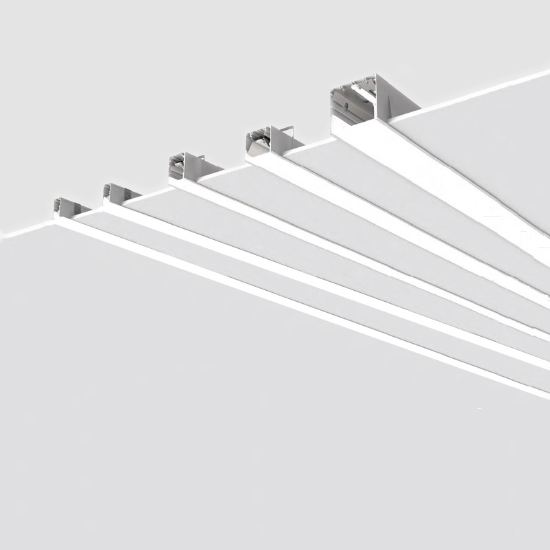 Idaho by Prolicht – Custom length″ Recessed, Profile offers LED lighting solutions | Zaneen Architectural