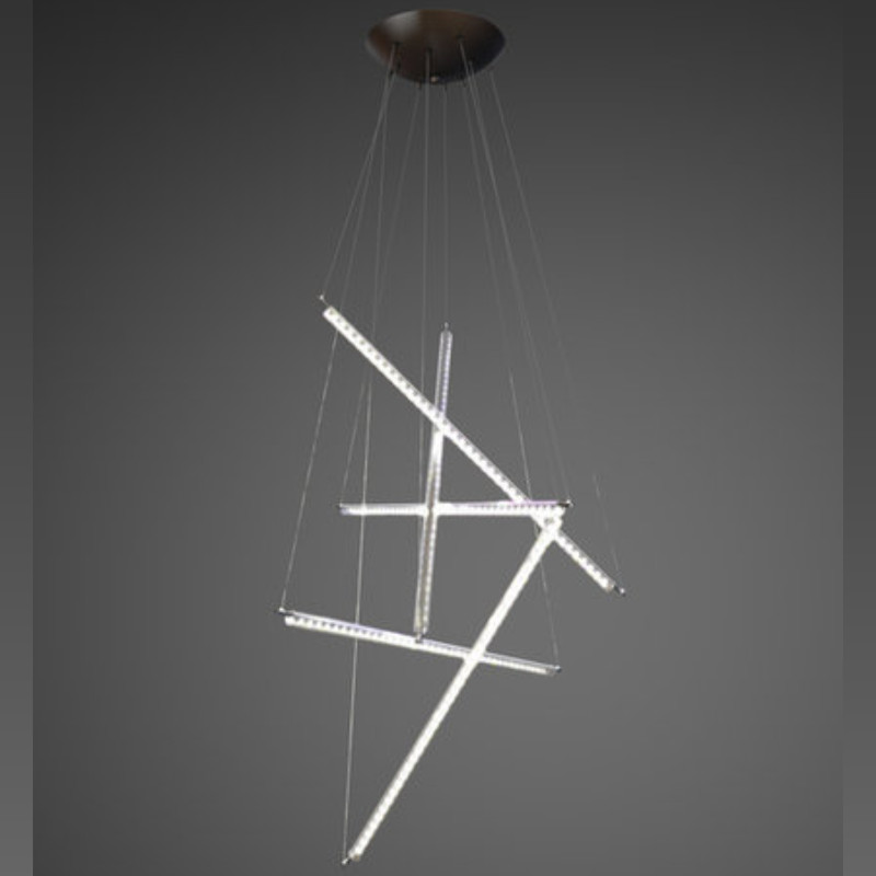 Ixion by Quasar – 45 1/4″ x 1 3/16″ Suspension, Pendant offers quality European interior lighting design | Zaneen Design