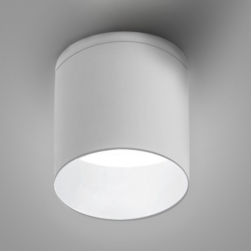 Kone by Icone – 3  9/16″ x 3 15/16″ Surface, Spots offers quality European interior lighting design | Zaneen Design