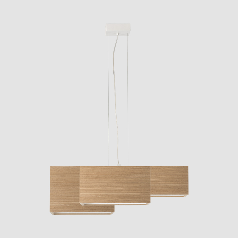 Kube by Ole – 21 5/8″ x 5 1/2″ Suspension, Ambient offers quality European interior lighting design | Zaneen Design