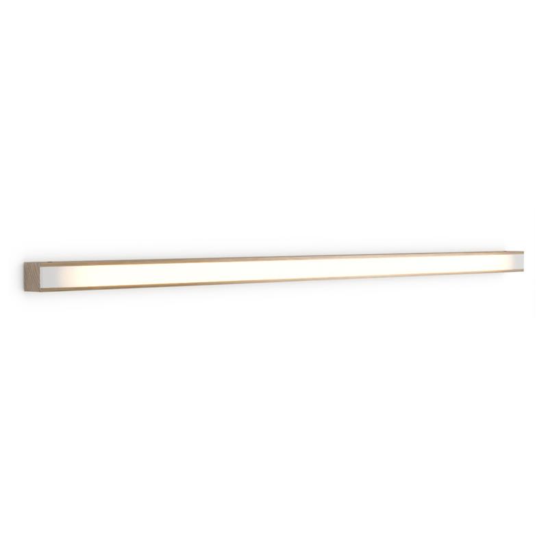 Woodlin by Tunto – 47 1/4″ x 1 1/8″ Surface, Profile offers quality European interior lighting design | Zaneen Design