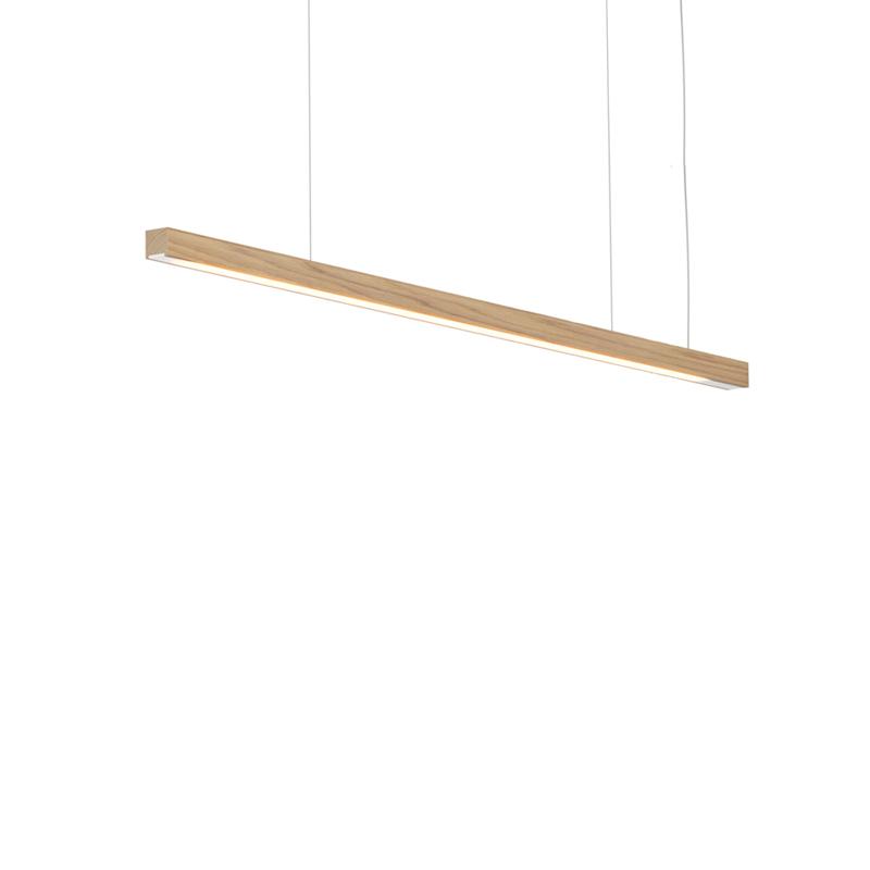 Woodlin by Tunto – 31 1/2″ x 1 1/8″ Suspension, Profile offers quality European interior lighting design | Zaneen Design
