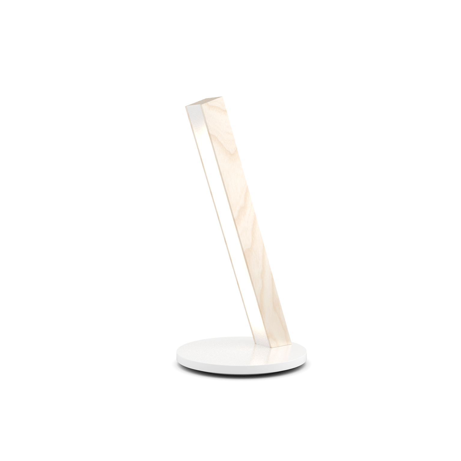 Woodlin by Tunto – 7 7/8″ x 15 3/4″ Portable, Table offers quality European interior lighting design | Zaneen Design