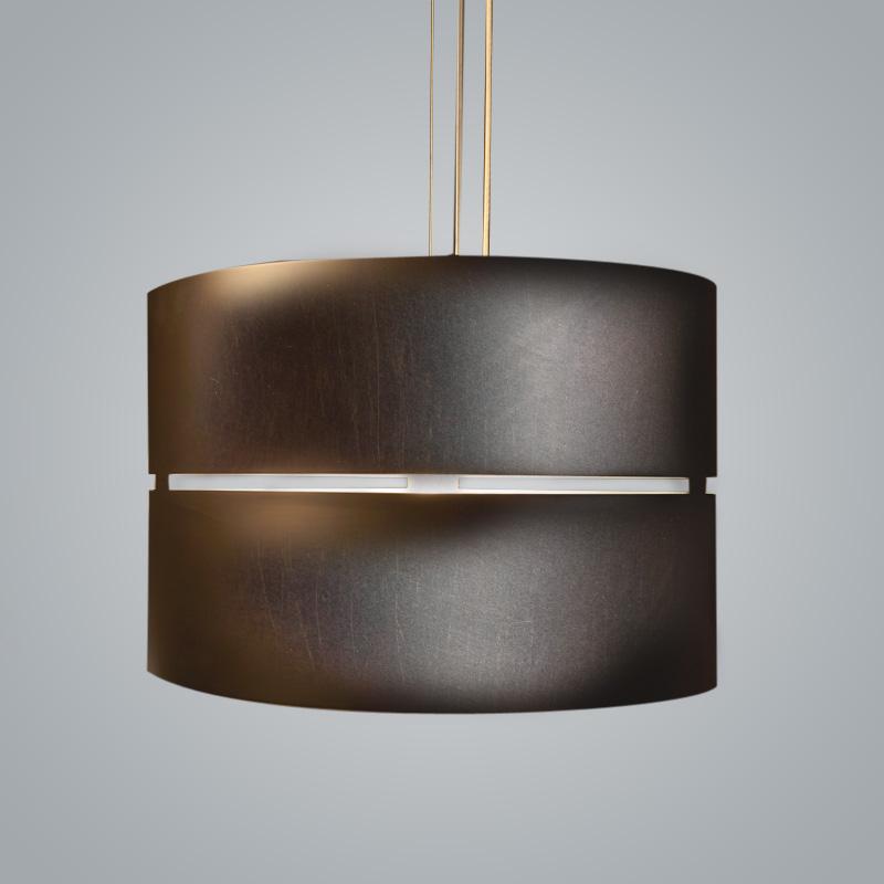 Luz Oculta by Fambuena – 23 5/8″ x 15 3/4″ Suspension, Pendant offers quality European interior lighting design | Zaneen Design