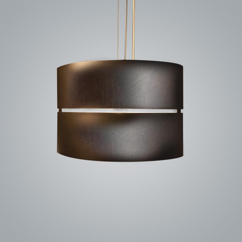 Luz Oculta by Fambuena – 8 11/16″ x 5 7/8″ Suspension, Pendant offers quality European interior lighting design | Zaneen Design