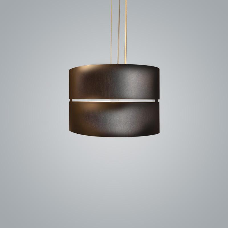 Luz Oculta by Fambuena – 5 1/8″ x 4 1/2″ Suspension, Pendant offers quality European interior lighting design | Zaneen Design