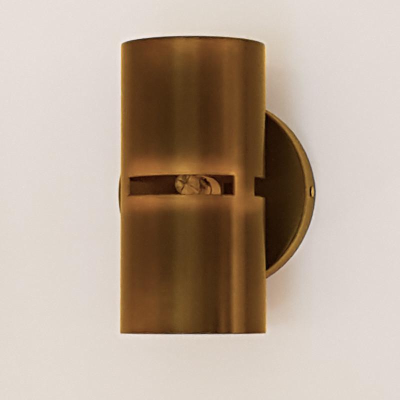 Luz Oculta by Fambuena – 3 15/16″ x 7 7/8″ Surface, Ambient offers quality European interior lighting design | Zaneen Design