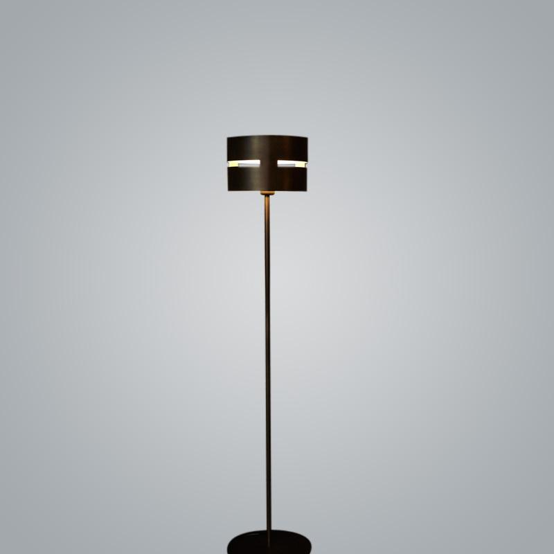 Luz Oculta by Fambuena – 8 11/16″ x 59  1/16″ Portable, Floor offers quality European interior lighting design | Zaneen Design
