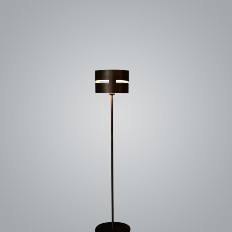 Luz Oculta by Fambuena – 5 1/8″ x 57  1/16″ Portable, Floor offers quality European interior lighting design | Zaneen Design