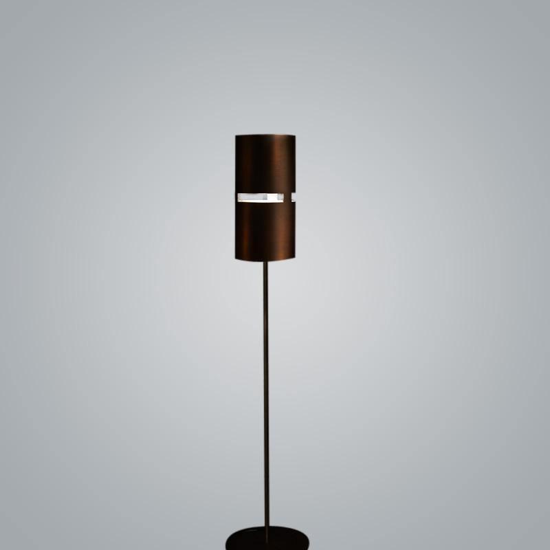Luz Oculta by Fambuena – 3 15/16″ x 59  1/16″ Portable, Floor offers quality European interior lighting design | Zaneen Design