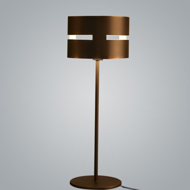 Luz Oculta by Fambuena – 4 3/4″ x 19 11/16″ Portable, Table offers quality European interior lighting design | Zaneen Design