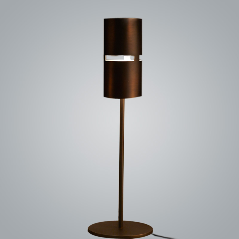 Luz Oculta by Fambuena – 3 15/16″ x 23 5/8″ Portable, Table offers quality European interior lighting design | Zaneen Design