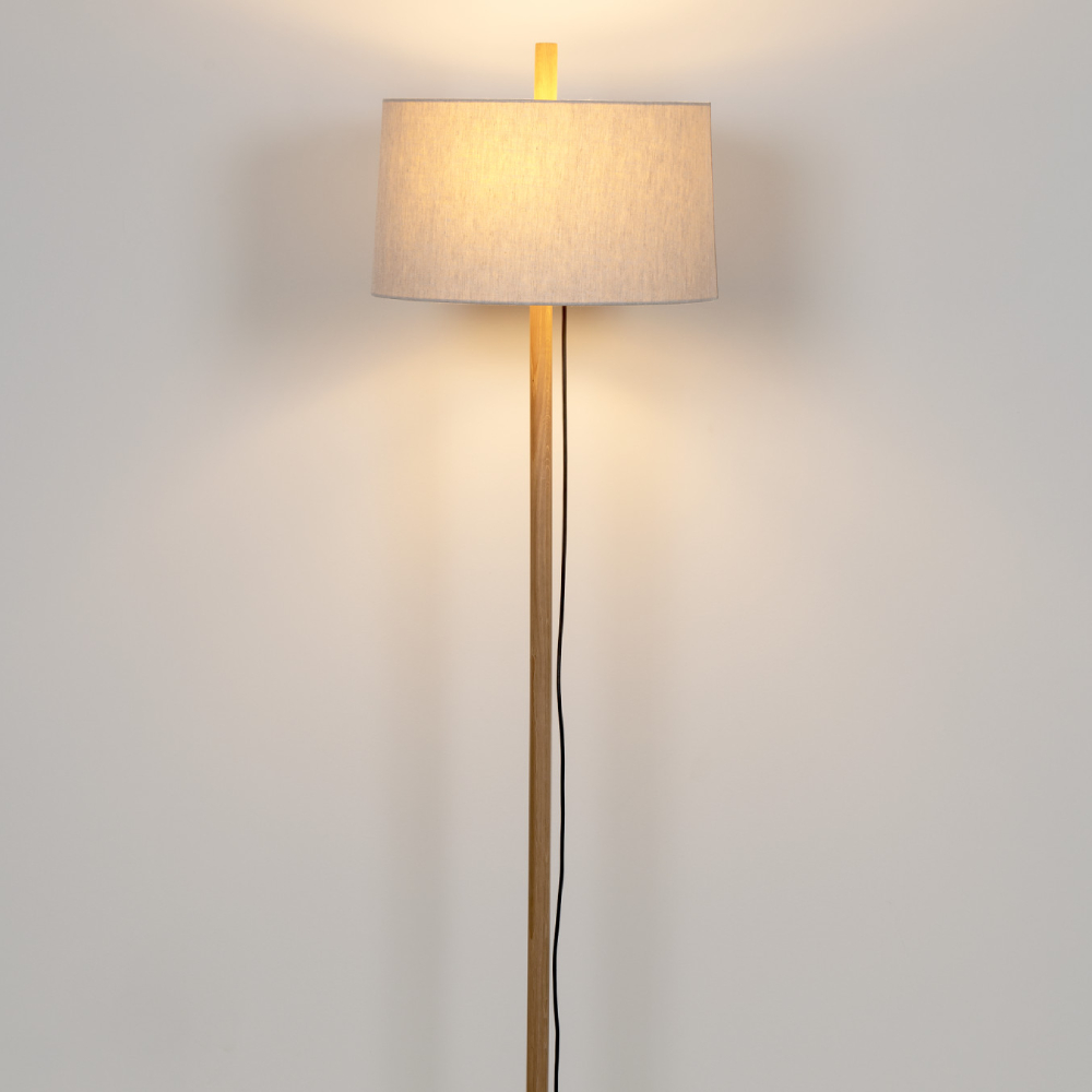 Linood by Milan – 1 3/4″ x 37 7/16″ Portable, Floor offers quality European interior lighting design | Zaneen Design