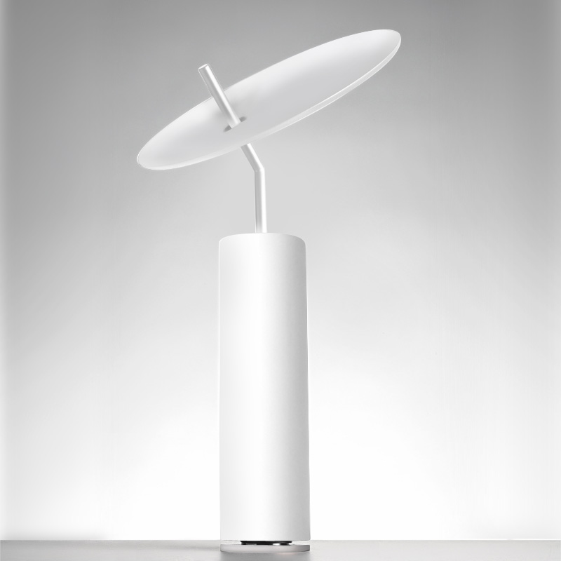 Lua by Icone – 12  3/16″26 3/4″ Portable, Ambient offers quality European interior lighting design | Zaneen Design