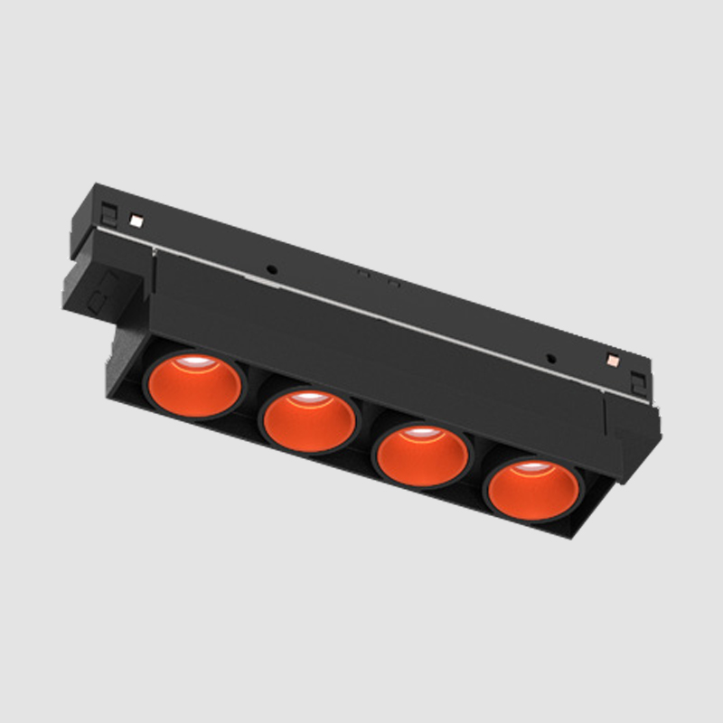 Clicktrack by Prolicht – 6 9/16″ x 2 3/16″ ,  offers LED lighting solutions | Zaneen Architectural