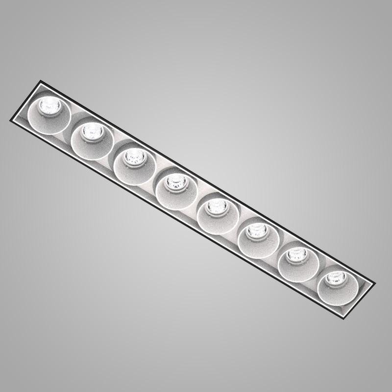 Magiq by Prolicht – 10 1/2″ x 2 1/2″ Trimless, Downlight offers LED lighting solutions | Zaneen Architectural